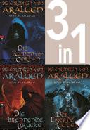 Die Chroniken von Araluen 1-3: - Die Ruinen von Gorlan / Die brennende Brücke / Der eiserne Ritter (3in1-Bundle)