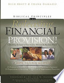 Biblical Principles For Releasing Financial Provision