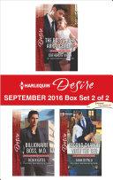 Pdf Harlequin Desire September 2016 - Box Set 2 of 2 Telecharger
