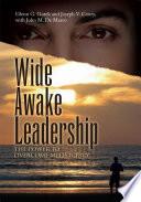 Wide Awake Leadership