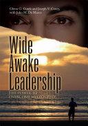 Pdf Wide Awake Leadership