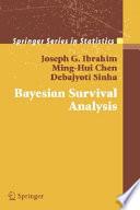 Bayesian Survival Analysis Book PDF