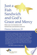 Just A Fish Sandwich and God s Grace and Mercy