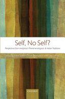 Self, No Self?