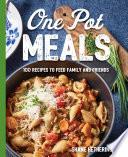 One Pot Meals Book