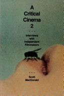 A Critical Cinema 2 ebook