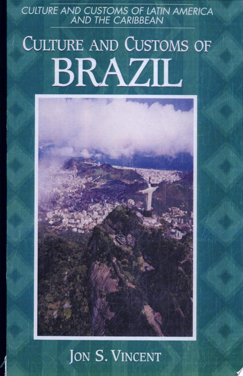 Culture and Customs of Brazil banner backdrop