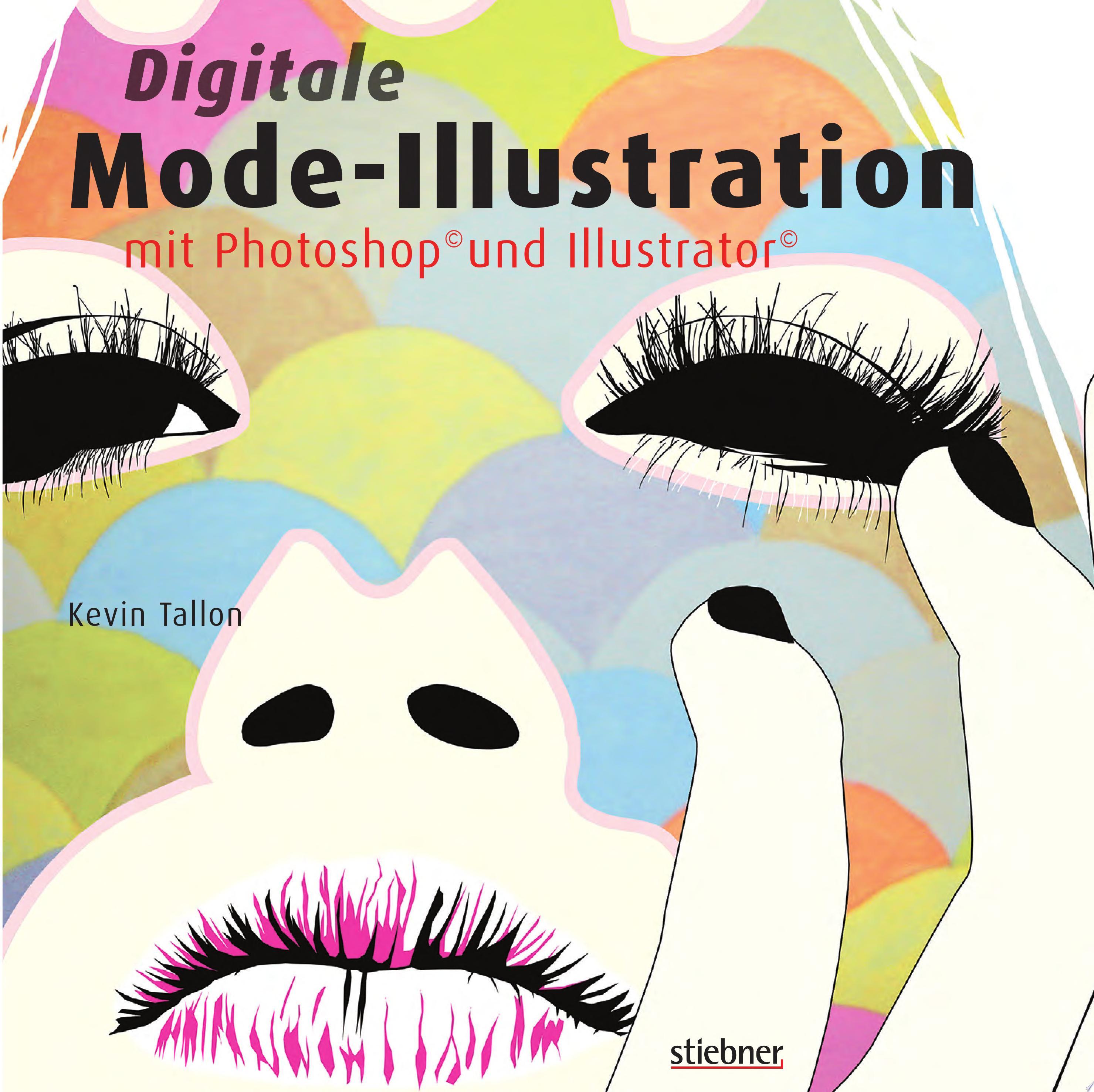 Digitale Mode Illustration mit Photoshop und Illustrator