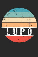 Read Online Lupo For Free