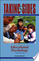 Taking Sides  : Clashing Views in Educational Psychology