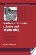 Nuclear Corrosion Science and Engineering Book