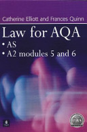 Law for AQA
