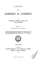 Lives of the Archbishops of Canterbury: Anglo-Norman period