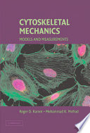 Cytoskeletal Mechanics