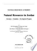 Natural Resources in Jordan
