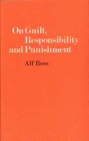 On Guilt, Responsibility, and Punishment
