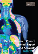 Medical Research Council Annual Report And Accounts 2010 11 Book PDF