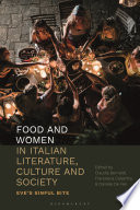 Food and Women in Italian Literature  Culture and Society