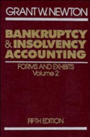 Bankruptcy And Insolvency Accounting Volume 2