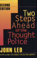 Pdf Two Steps Ahead of the Thought Police Telecharger