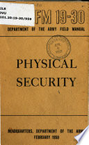 Physical Security Book PDF