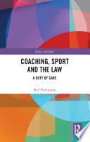 Coaching  Sport and the Law