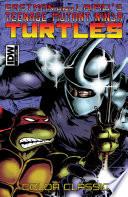 Teenage Mutant Ninja Turtles: Color Classics #10 image