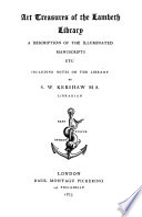 Art Treasures of the Lambeth Library