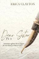 Dear Sister Part 2 Book PDF