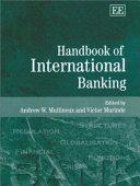 Handbook Of International Banking Book PDF