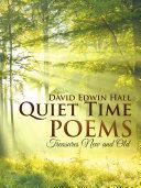 Quiet Time Poems