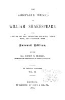 Pdf The Complete Works of William Shakespeare: Love's labours lost. Taming of the shrew