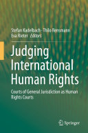 Judging International Human Rights [Pdf/ePub] eBook
