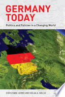 Germany Today Book