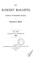 The Bankers' magazine and journal of the money market