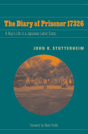 Pdf The Diary of Prisoner 17326 Telecharger