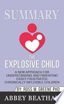 Summary: the Explosive Child