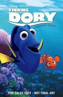 Disney Pixar Finding Dory Cinestory Comic