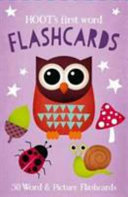 Hoot s First Word Flash Cards