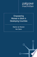 Empowering Women In Work In Developing Countries