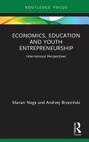 Economics, Education and Youth Entrepreneurship
