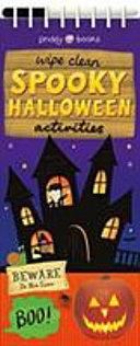 Spooky Halloween  Wipe Clean Thins Book PDF