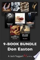 Jack Taggart Mysteries 9 Book Bundle