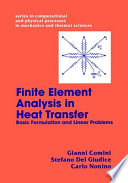 Finite Element Analysis In Heat Transfer