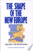 The Shape of the New Europe