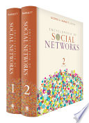Encyclopedia of Social Networks Book