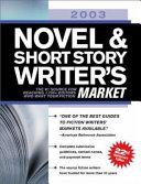 2003 Novel And Short Story Writer S Market