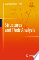 Book Cover: Structures and their analysis