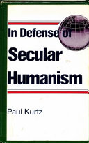 In Defense of Secular Humanism