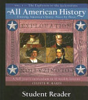 All-American History: student reader